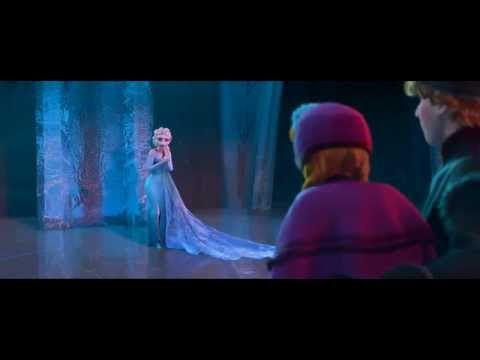 ❅For the First Time in Forever ❅HD Reprise Movie Scene Frozen