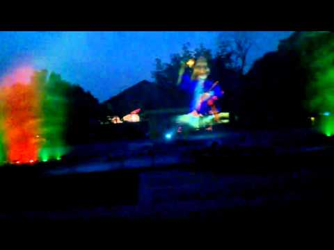 1st time in Kanpur: Hightech musical fountain