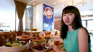 在华欣诺富特七岩海滩度假酒店内感受冠军体育酒吧&烧烤 ...