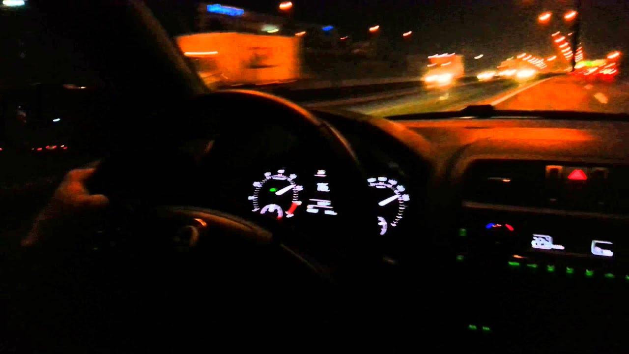 Skoda Vrs Roll Night Istanbul Part 2 Youtube