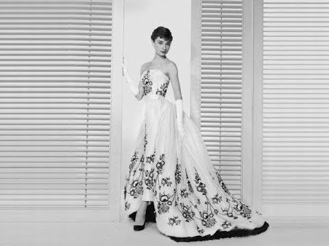Audrey Hepburn  -  Sabrina  -  La Vie en Rose