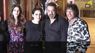 LIVE Sanjay Dutt's 59th Birthday Party 2018 In Mumbai Complete Video HD