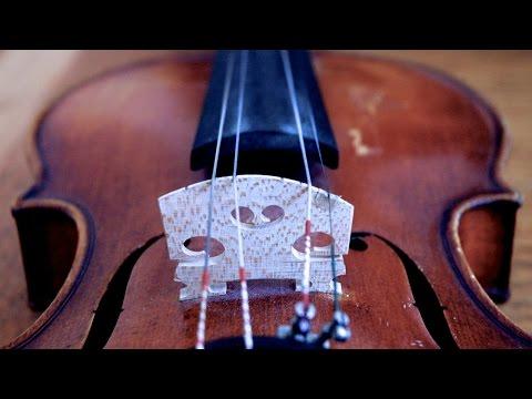 Daniel Hoffman - Double-String Violin Doina (klezmer fiddle)