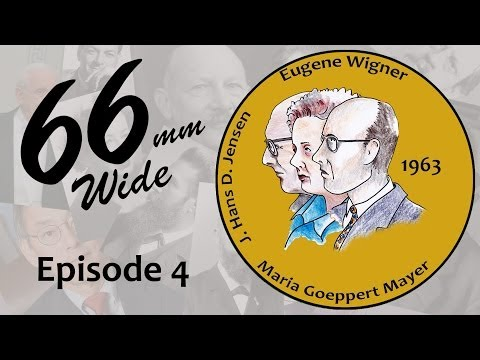 Episode 4 - Three is a Magic Number (Eugene Wigner, Maria Go
