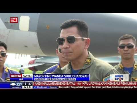 Dirgantara Expo Pamerkan Pesawat Tempur Hingga Paskhas TNI AU