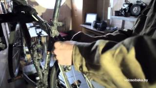 Обслуживание велосипеда, часть 2(Обслуживание велосипеда в нашей мастерской, часть 2: Обслуживание заднего переключателя, Настройка заднего..., 2015-06-01T13:22:37.000Z)