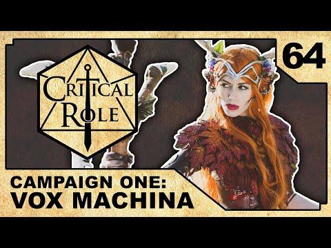 The Frigid Doom | Critical Role RPG Show Episode 64