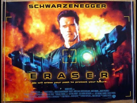 Eraser - Movie Review