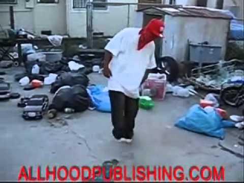 gang blood walking part (2) completo  (uriel)
