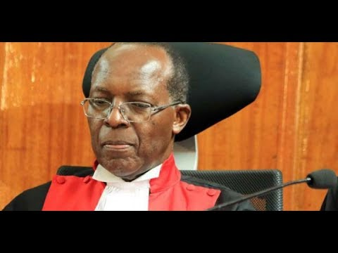 Full verdict by Justice Jackton Ojwang on the transparency of the IEBC in the repeat polls