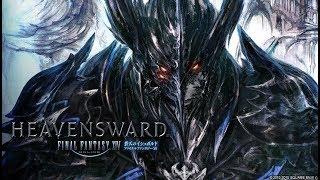 PS4 『Final Fantasy XIV: 』紅蓮之狂潮 無損高畫質直播 94狂 20170727