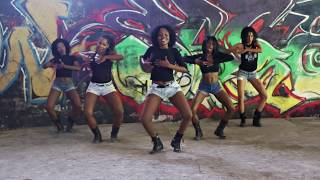 Voice - Far From Finished - 2017 Soca - Dance Choreography by Priscilla Gueverra