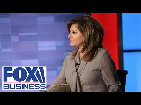 Maria Bartiromo warns against knee-jerk reactions to market selloff
