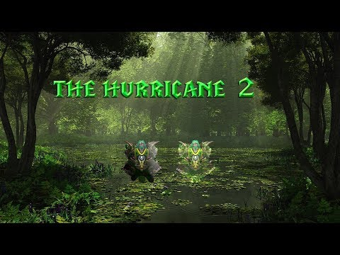 The Hurricane 2 - WOD Patch 6.2.3 Windwalker Monk PvP Movie Montage