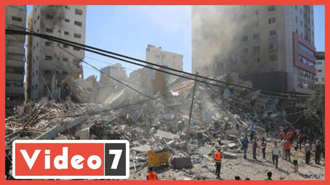 آخر تطورات الوضع في فلسطين.. إضراب شامل و220 شهيد و6039 جريح  - نشر قبل 2 ساعة
