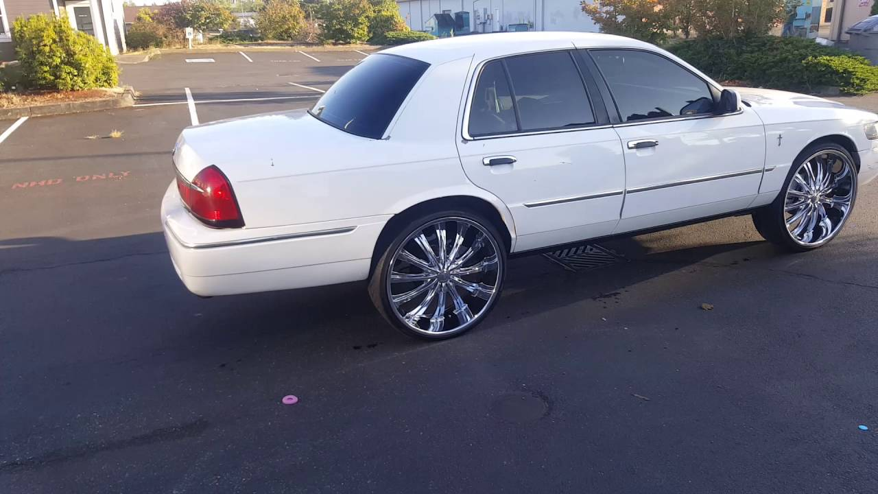 02 grand marquis ls on 26s youtube 02 grand marquis ls on 26s youtube