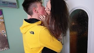 GIRLFRIEND SURPRISED ME at my House & THIS HAPPENED!! *Relationship Goals*
