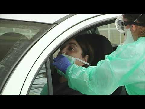 Ourense, única área sanitaria de Galicia que aumenta casos de covid 29 9 20