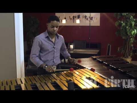 Vic Firth Product Spotlight: Stefon Harris Signature Keyboard Mallet M36