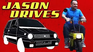 The Honda Hot Hatch That Gives Birth To A Motorcycle | Jason Drives