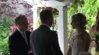 Ami and Troy`s Wedding