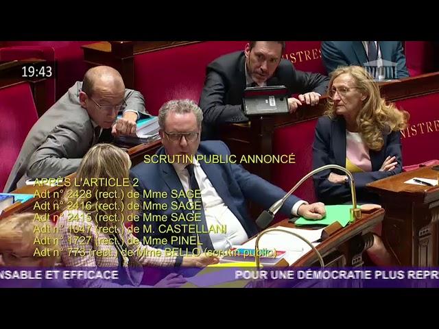 AFFAIRE BENALLA : DES EXPLICATIONS OU UNE MOTION DE CENSURE