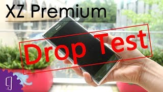 Sony Xperia XZ Premium Drop Test | Screen Drop | Will it survive?