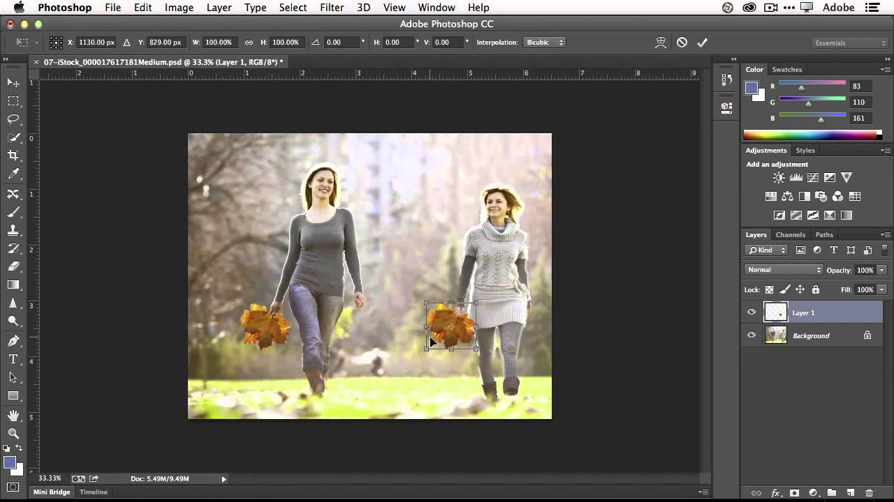 How to Get Started With Adobe Photoshop CC - 10 Things ...