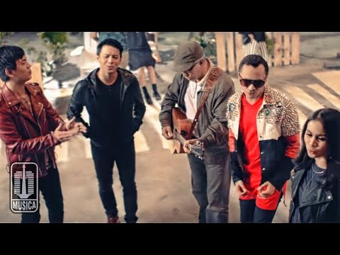 [ALL STARS] IWAN FALS NOAH NIDJI GEISHA D'MASIV - Kemesraan (Official Video)