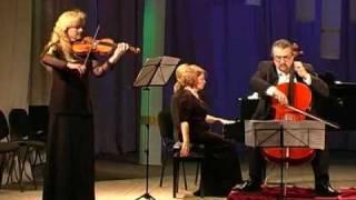 Piano Trio in C minor, Op. 1, No. 3: I. Allegro con brio