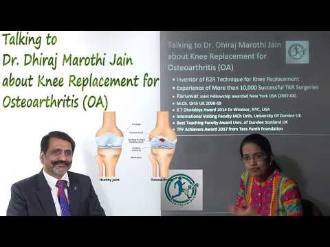 Knee Replacement Surgeon | Hip Replacement Doctor | Ahmedabad