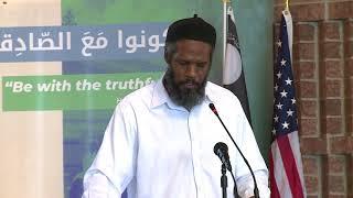 Speech by Maulana Azhar Haneef | 2018 National Atfal Ijtema | ANN