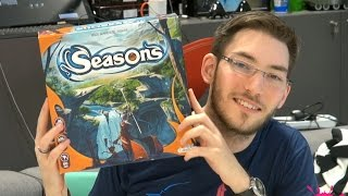 SEASONS - Big Fun #5 avec Xari, Kenny, SuperZouloux