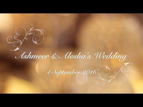 Ashmeer & Alesha l DLI Hall
