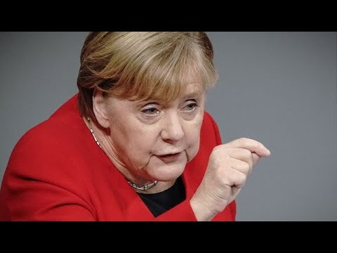 Merkel's Party in Crisis in Germany