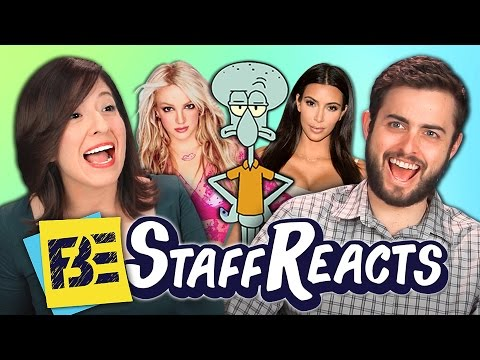 Thumbnail: CELEBRITY IMPRESSIONS CHALLENGE (ft. FBE STAFF)