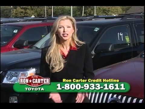 Tracy Hagemann At Ron Carter Toyota Youtube