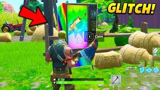 I Created a RAINBOW Vending Machine To Confuse Players.. (Fortnite Battle Royale)
