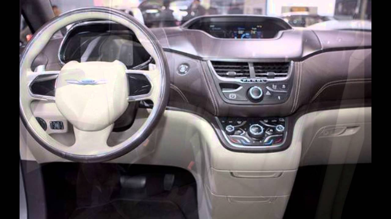 2016 chrysler town country interior youtube. Black Bedroom Furniture Sets. Home Design Ideas