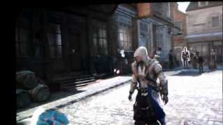 Assassin's Creed 3 looks Better On The Wii U Gamepad