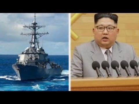 Could the US Navy blockade North Korea?