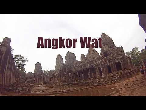 ANGKOR WAT CAMBODIA TOURISM (VLOG16)