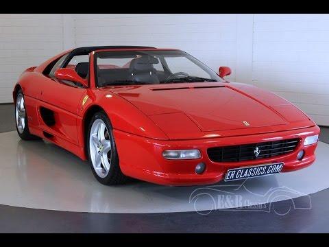 Ferrari F355 Gts Targa 1995 Video Erclassics Youtube