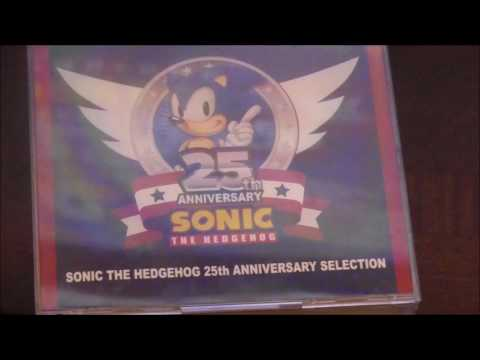 Sonic the Hedgehog 25th Anniversary Selection: (Join Us 4 Happy Time) *HD*