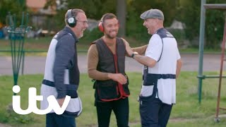 Lee Hendrie Talks Depression with Vinnie Jones & Paul Merson | Harry's Heroes: Euro Having A Laugh