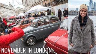 Things to Do in London in November | November in London Guide