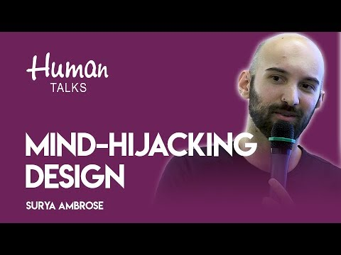 Mind-hijacking design par Surya Ambrose