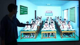 Фрагмент экскурсии по выставке ''(Не)возможно увидеть: Северная Корея''