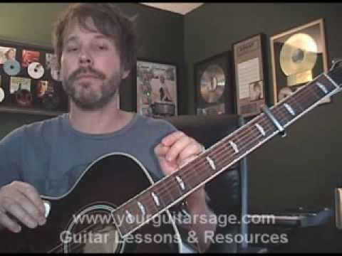 Guitar Lessons Firecracker By Josh Turner Cover Chords Lesson