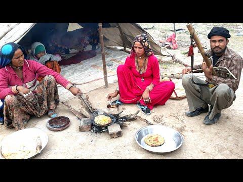 Rajasthani Women Cooking Food❤Village Life of Rajasthan/ India❤Rural life of Rajasthan/ India